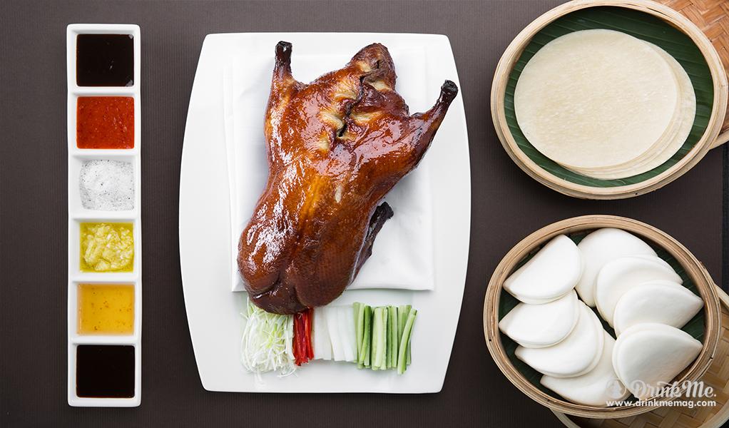 Beijing Duck drinkmemag.com drink me Chai Wu