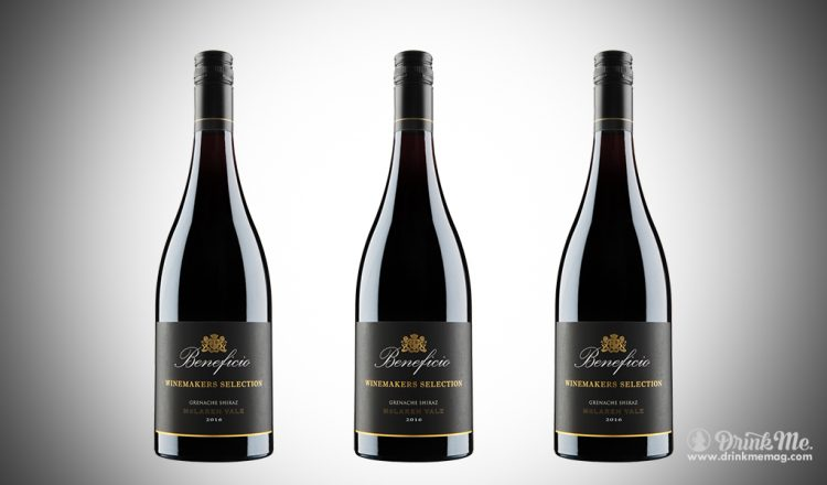 Beneficio Winemakers Selection Mclaren Vale Grenache-Shiraz drinkmemag.com drink me Beneficio Winemakers Selection