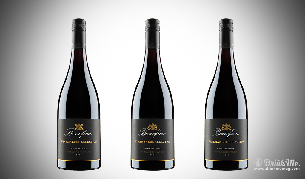 Beneficio Winemakers Selection Mclaren Vale Grenache-Shiraz drinkmemag.com drink me Beneficio Winemakers Selection