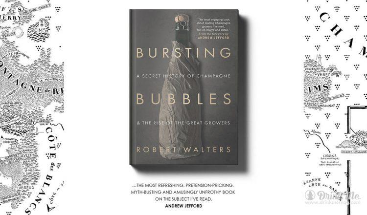 Bursting Bubbles drinkmemag.com drink me Bursting Bubbles Book