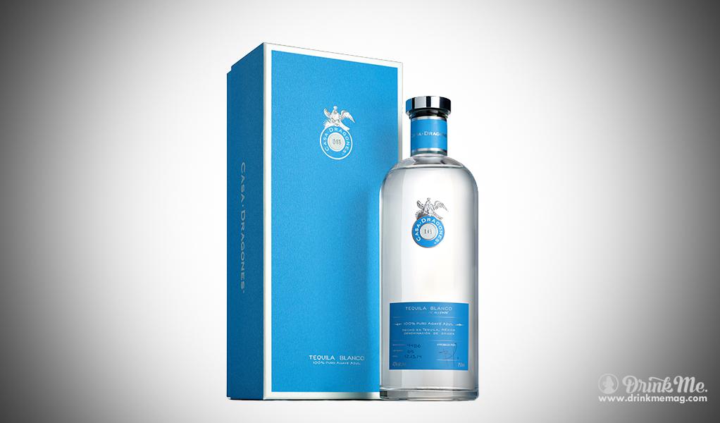Casa Dragones Tequila Blanco drinkmemag.com drink me Casa Dragones Partnership