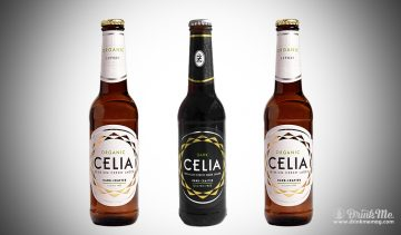 Celia mixed bottles drinkmemag.com drink me Celia Beer