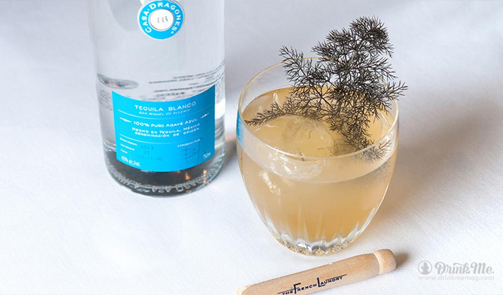 Citron au Jardin drinkmemag.com drink me Casa Dragones Campaign
