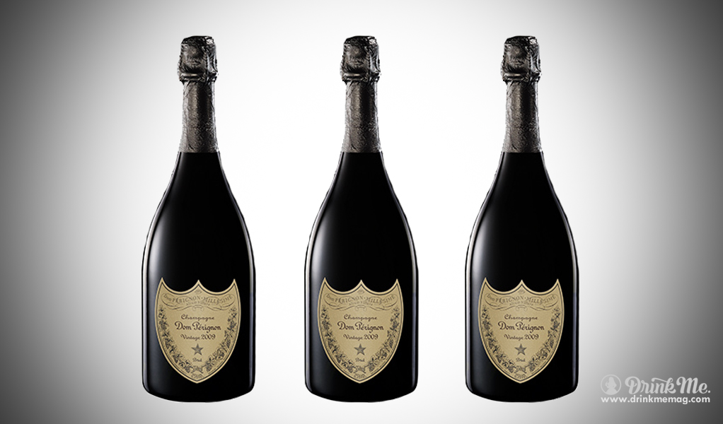 Dom Perignon 2009 new release drinkmemag.com drink me Dom Perignon 2009