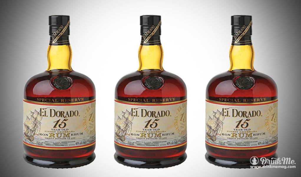 El Dorado drinkmemag.com drink me El dorado 15 year rum