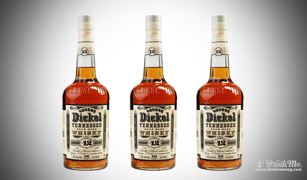 George Dickel drinkmemag.com drink me top Tennessee Whiskey