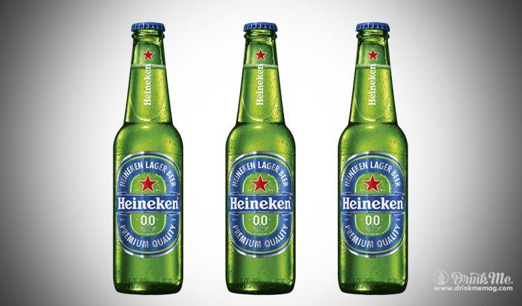 Heineken non alcoholic drinkmemag.com drink me Heineken