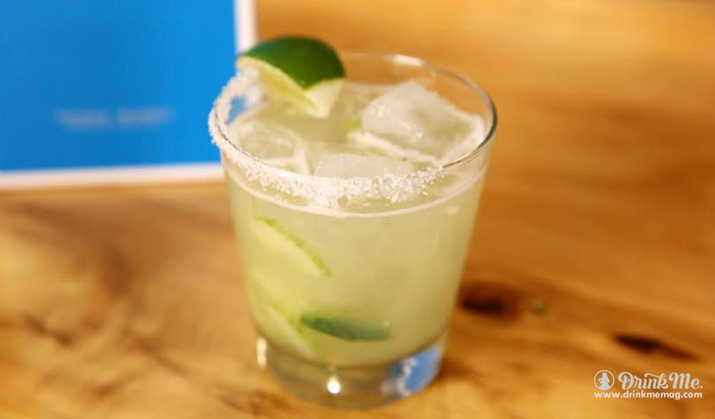 Jalapeño Cucumber Margarita drinkmemag.com drink me Casa Dragones Campaign