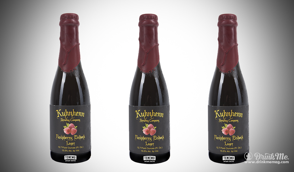 Kuhnhenn Raspberry Eisbock drinkmemag.com drink me Top Raspberry Beers
