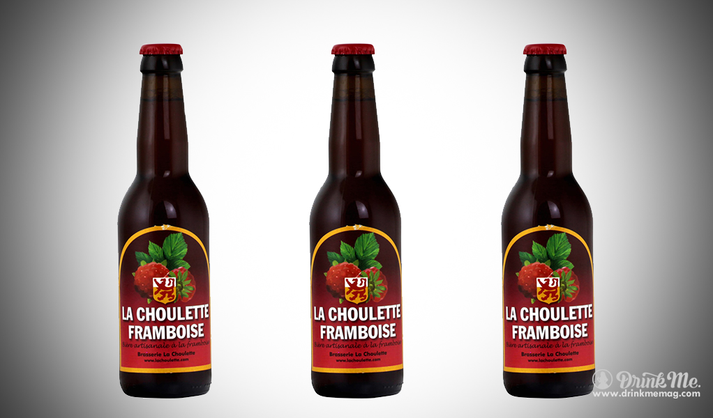 La Choulette Framboise drinkmemag.com drink me Top Raspberry Beer