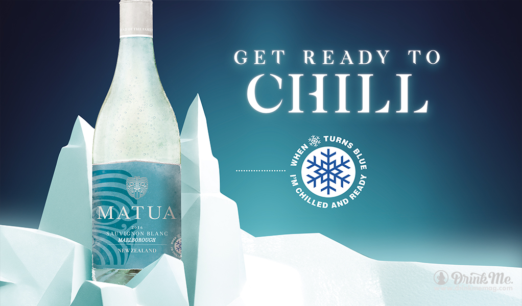 Matua Thermal Label drinkmemag.com drink me Matua Campaign