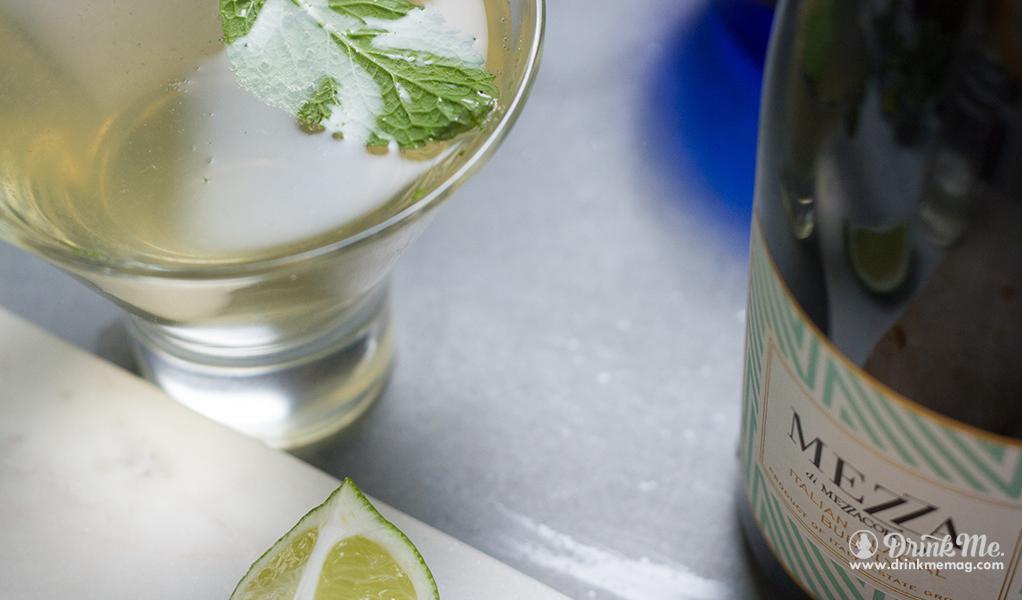 Mezzjito drinkmemag.com drink me Mezza de Mezzacorona