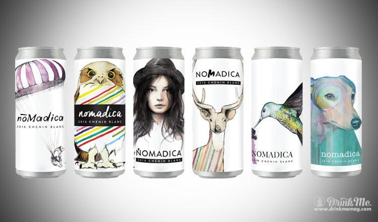 NOMADICA Chenin Blanc Range drinkmemag.com drink me Chenin Blanc
