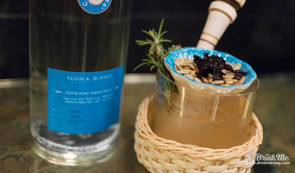 Nieves de Volcan drinkmemag.com drink me Casa Dragones Campaign