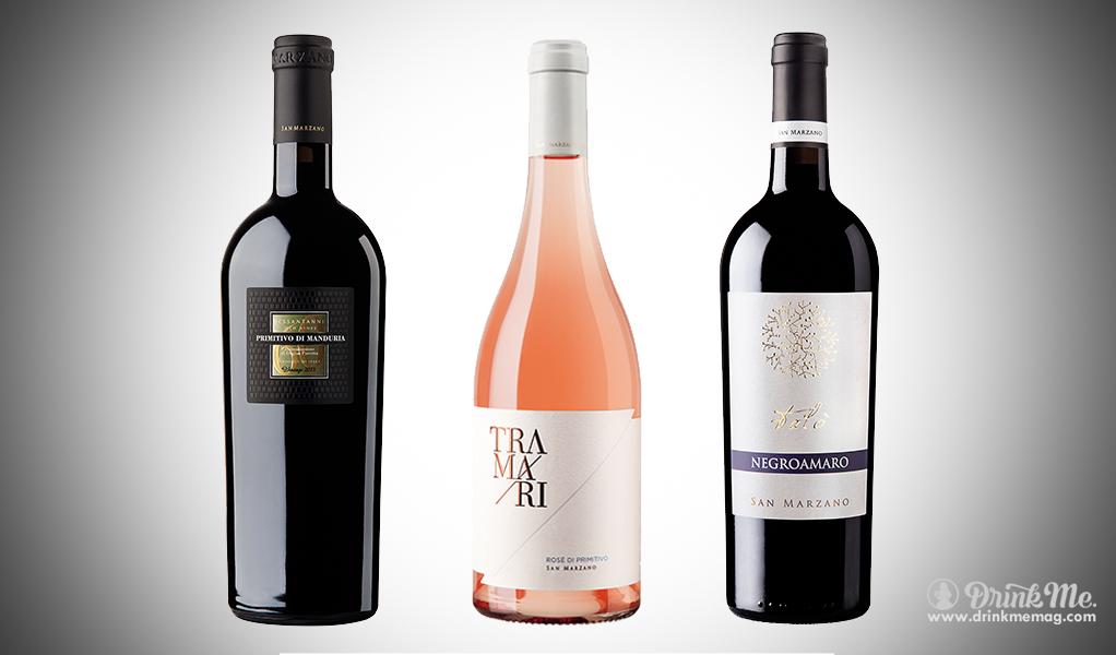 San Marzano Wines drinkmemag.com drink me San Marzano