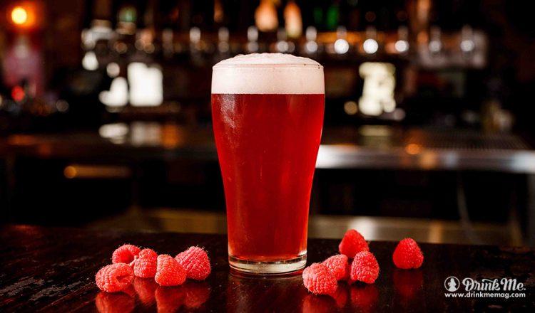 Top Raspberry Beer Featured Image drinkmemag.com drink me Top Raspberry Beer
