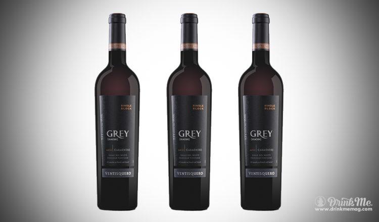 Ventisquero Grey Carmenere drinkmemag.com drink me Ventisquero