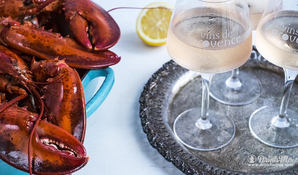 lobster drinkmemag.com drink me Lifestyle of Rose
