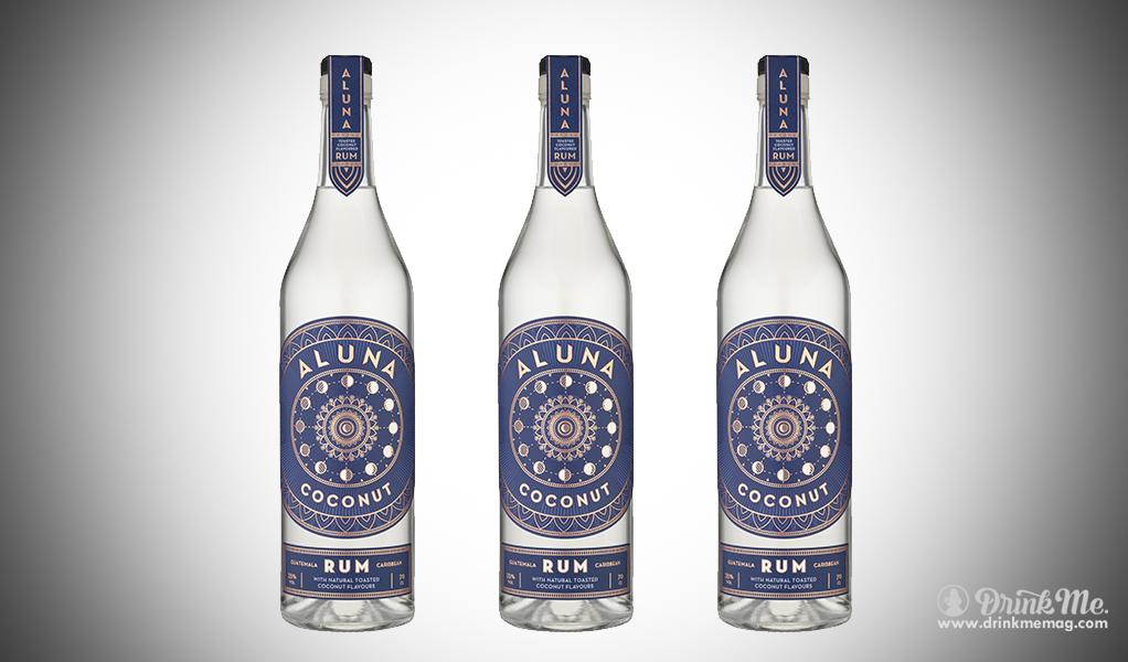 Aluna Coconut Rum drinkmemag.com drink me Aluna Coconut Rum