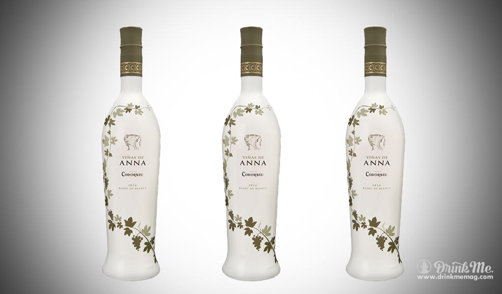 Anna de Codorniu Blanc de Blancs drinkmemag.com drink me Anna de Codorniu