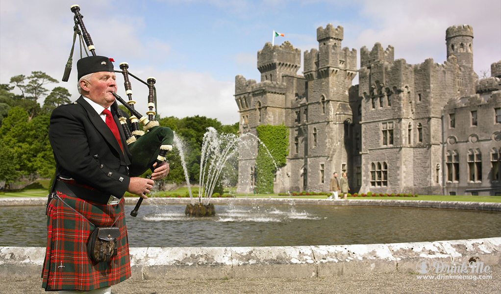 Ashford Castle drinkmemag.com drink me Guinness Castle