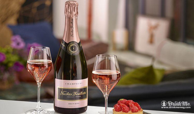 Brut Rose 2016 ambiance gastronomique drinkmemag.com drink me Nicolas Feuilatte VRExperience