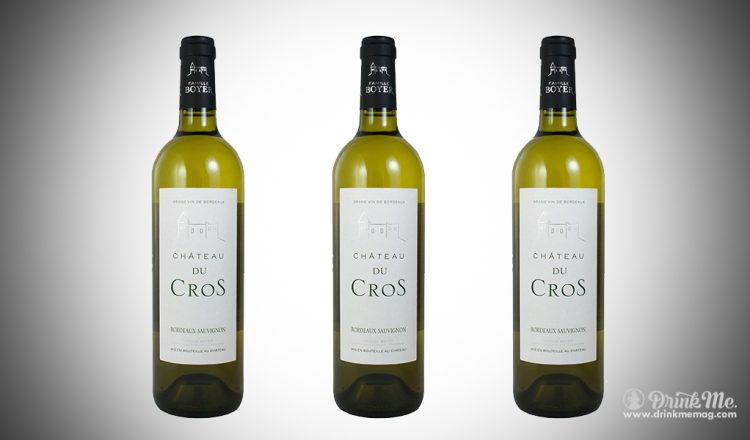 Chateau Du Cros drinkmemag.com drink me Bordeaux Campaign