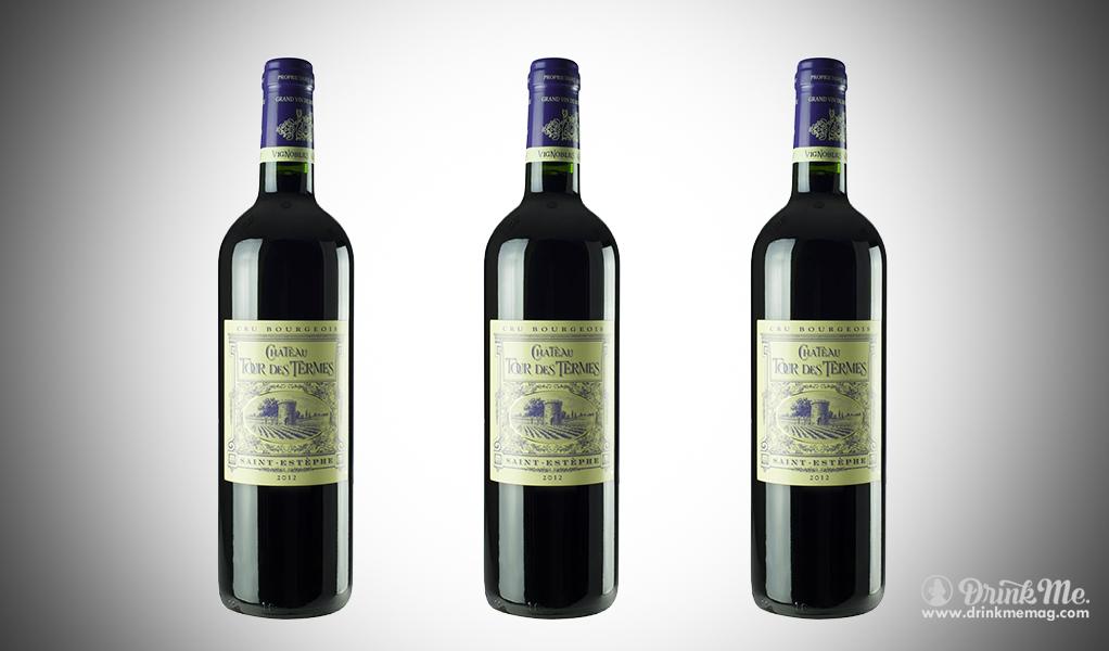 Chateau Tour Des Termes 2012 drinkmemag.com drink me CIVB Campaign