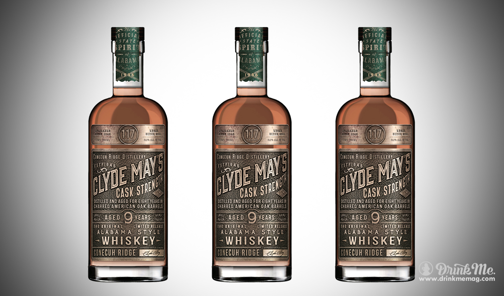 Clyde May Whiskey drinkmemag.com drink me Clyde May Whiskey
