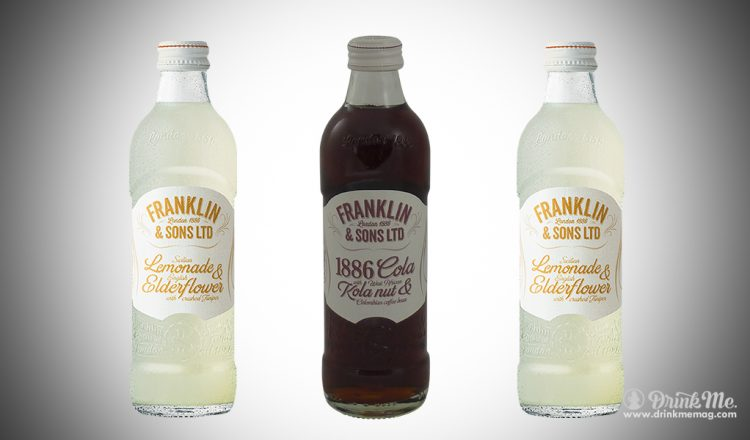 Franklin and Sons Cola and Elderflower drinkmemag.com drink me Franklin and Sons