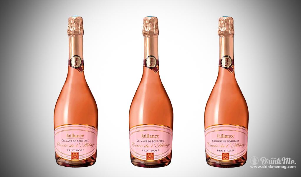 Jaillance, Cremant de Bordeaux Brut Rose drinkmemag.com drink me CIVB 2017