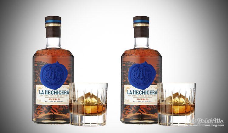 La Hechicera Rum 2017 drinkmemag.com drink me La Hechicera