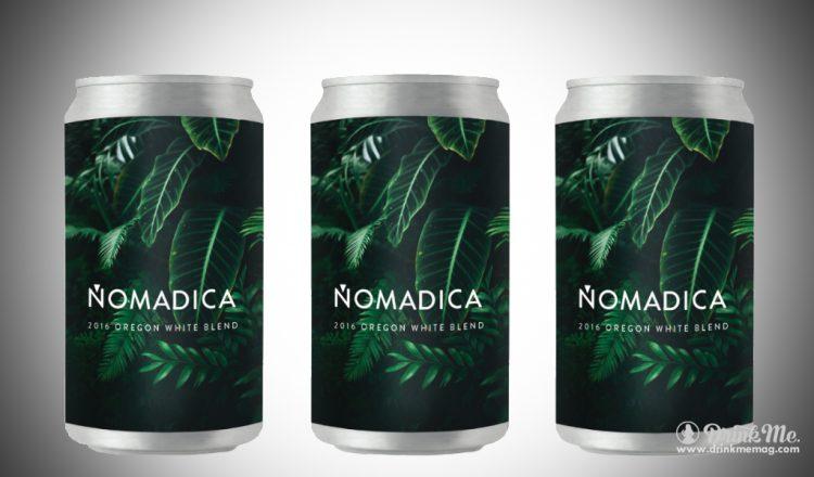Nomadica Wine 2016 Oregon White Blend drinkmemag.com drink me Nomadica Wine