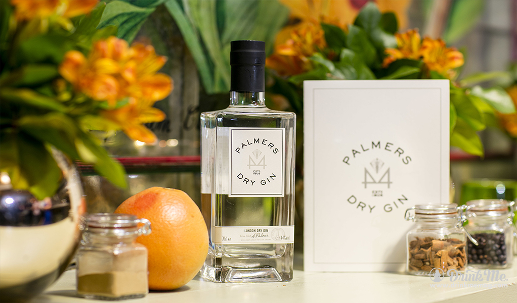 Palmers and botanicals drinkmemag.com drink me Palmers Gin