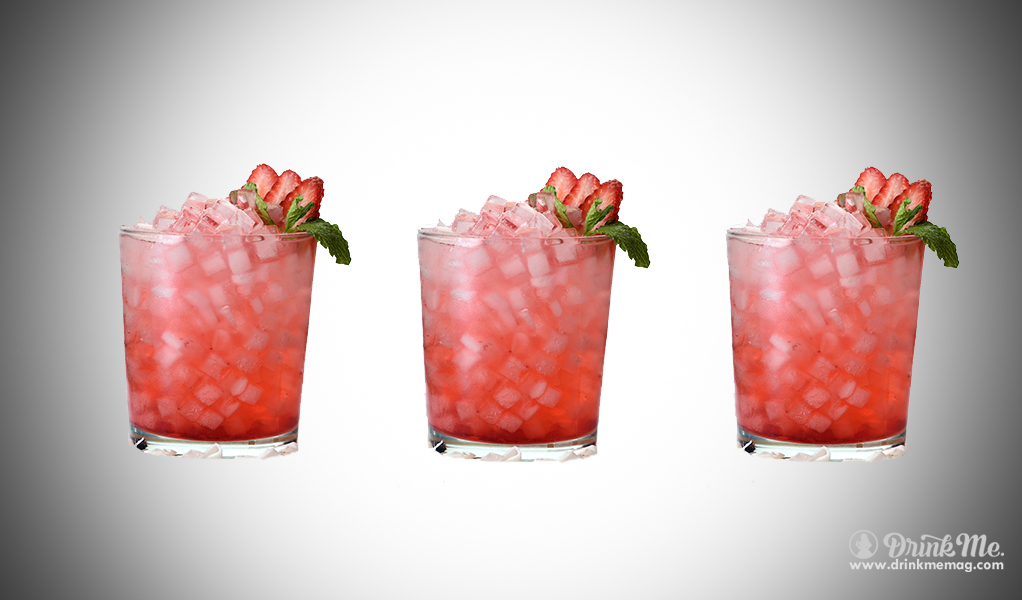 Pink Bramble drinkmemag.com drink me Gin Lane