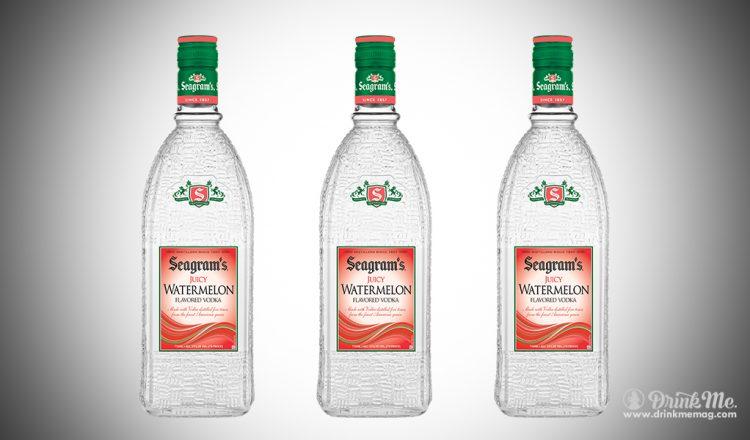 Seagram's Watermelon Vodka drinkmemag.com drink me Seagram's Watermelon Vodka