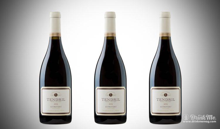 Tendril wine drinkmemag.com drink me Tendril wine