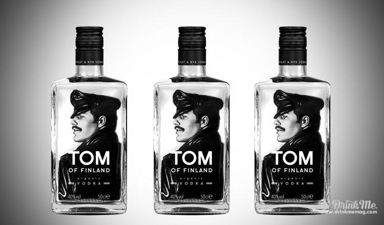 Tom of Finland drinkmemag.com drink me Tom of Finland Vodka
