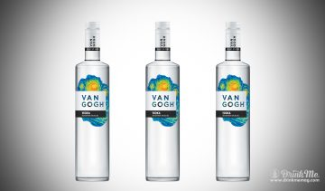 Van Gogh Vodka drinkmemag.com drink me Van Gogh Vodka