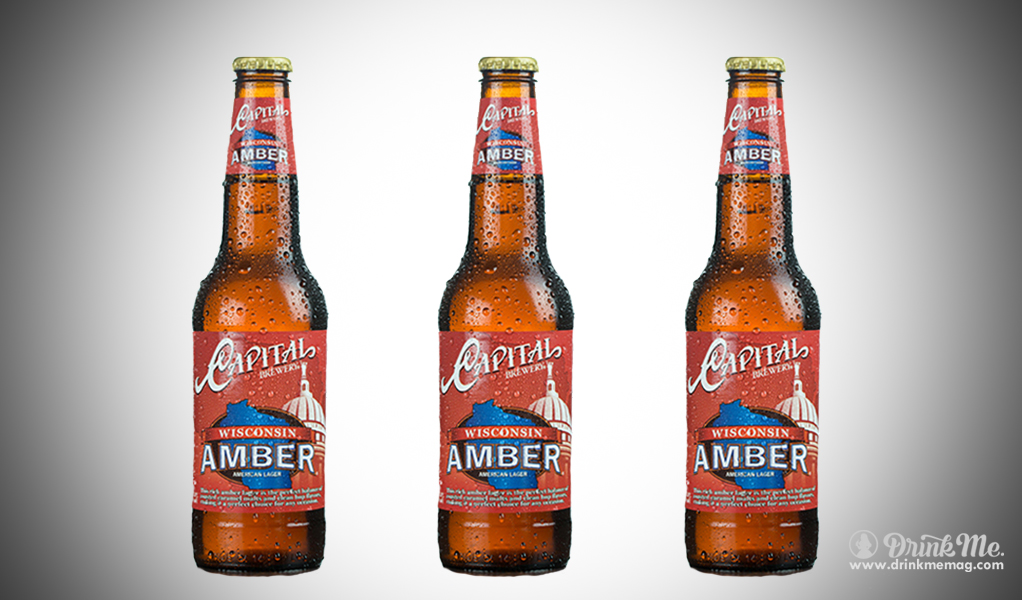 Capital Wisconsin Amber 2 drinkmemag.com drink me Top Amber American Lager
