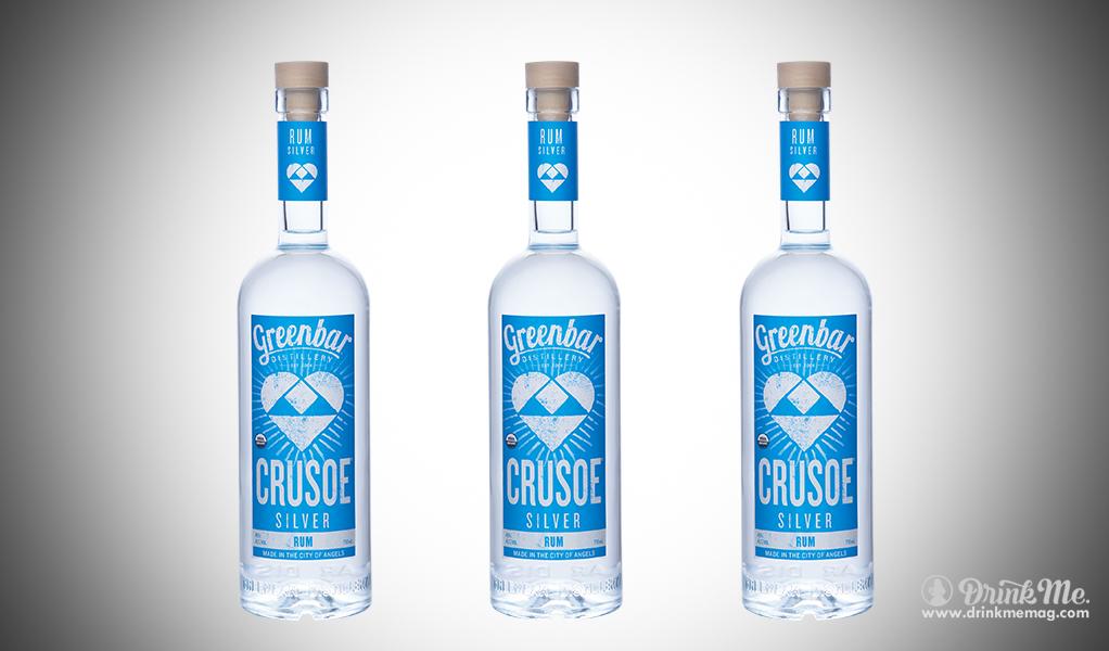 Crusoe Silver Rum drinkmemag.com drink me Crusoe Silver Rum