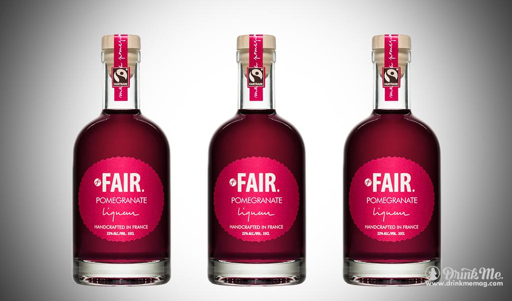 FAIR Pomegranate Liqueuer drinkmemag.com drinkme FAIR Pomegranate Liqueuer