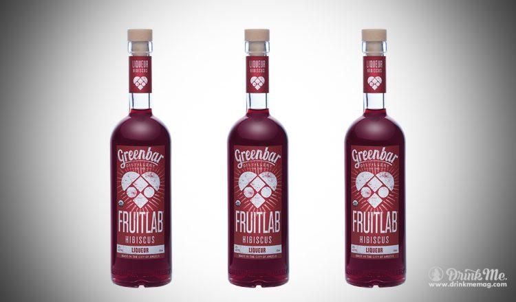 Fruitlab Hibiscus Liqueur drinkmemag.com drink me Fruitlab Hibiscus Liqueur