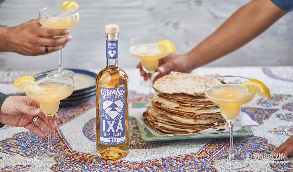 IXA ReposadoTequila 2 drinkmemag.com drink me Greenbar Distillery Campaign