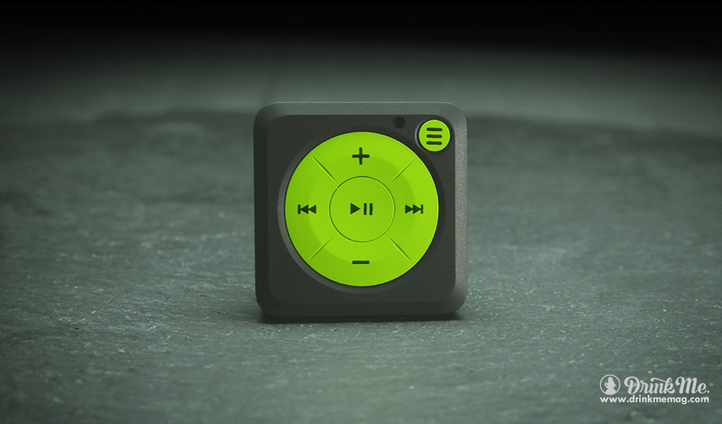 Be Mighty with the Mighty Spotify Player - Drink Me