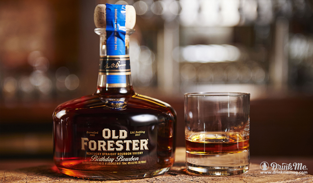 Old Forester Bourbon drinkmemag.com drink me Old Forester Birthday Bourbon