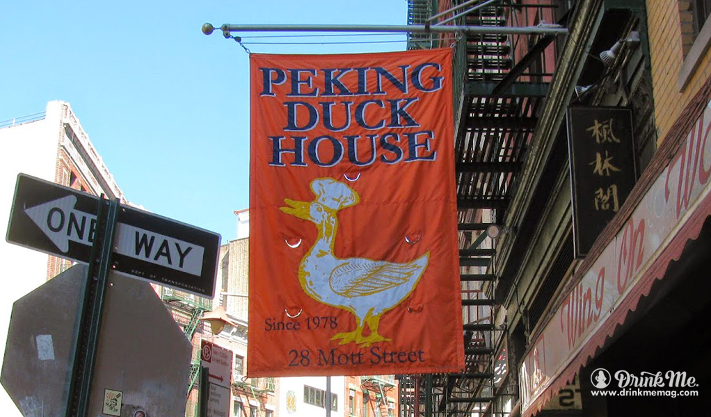 Peking Duck House NYC drinkmemag.com CIVB 2017