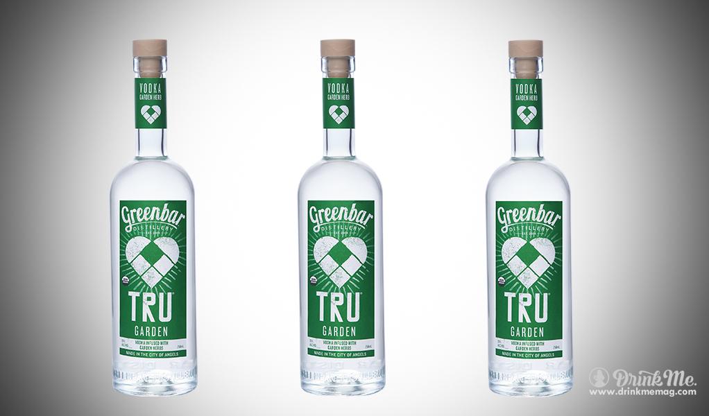 TRU Garden Vodka 3 drinkmemag.com drink me Greenbar Campaign