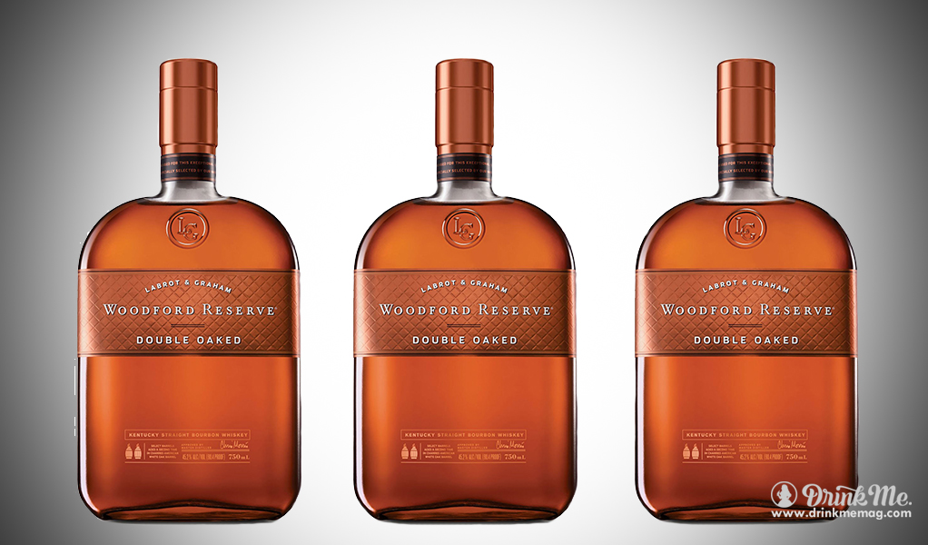Woodford Reserve double oaked drinkmemag.com drink me Top Bourbon