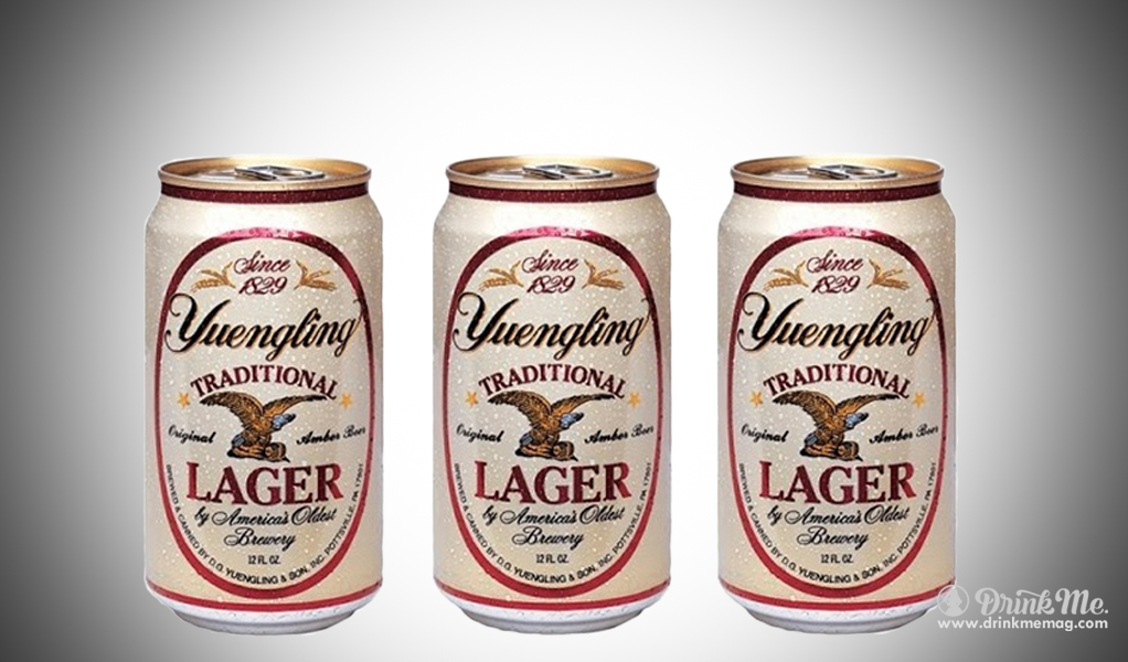 Yuengling Traditional Lager drinkmemag.com drink me Top Amber American LAger